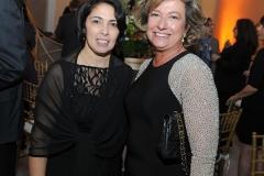 NRBP Museum Dinner- Cathy & Vivian