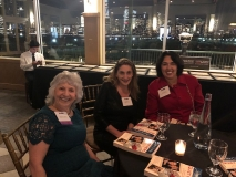 Charlene Vichness, Jennifer Felix and Vivian Distasto. Charlene is one of NJLIP's founding members and a past president.